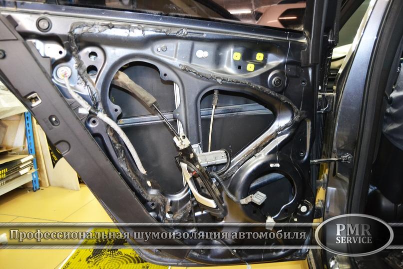 Шумоизоляция Honda Accord, изображение №9