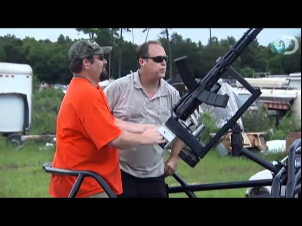 Sons of Guns Shotgun Gatling Gun T