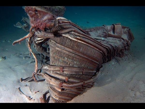 ЭТО ИЗМЕНИТ ХОД ИСТОРИИ Под водой нашли то чего боялись археологи