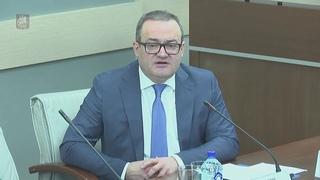. Заседание круглого стола на тему содержания дворовых территорий Новой Москвы