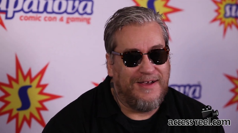 Vlog 6 – Supanova Comic-Con Gaming Perth – Simon Bisley