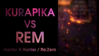 Death Battle Fan Made Trailer: Kurapika VS Rem (Hunter X Hunter VS Re:Zero)