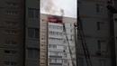 Пожар в Засвияжском районе