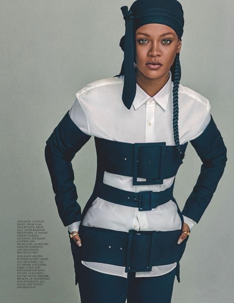 Рианна для Vogue U, Май 2020
