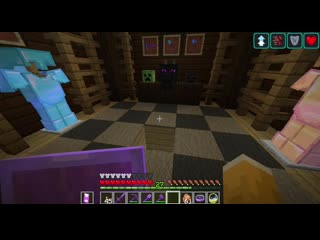 Tony Stark Would Be Proud. Secret Armor Room. (Now with theme music! Undeer-the-hood video of redstone in comments)