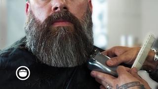 Big, Full Beard Trim | Bob the Barber