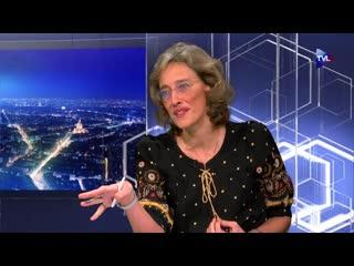 Le Samedi Politique De TVL reçoit la généticienne Alexandra Henrion Caude France Fr Covid 19 Vaccin