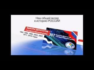 Ролики для избират. комиссий, полит. партий, депутатов и гос. деятельности. Всегда с Вами команда Житков PRO-duction 2020г