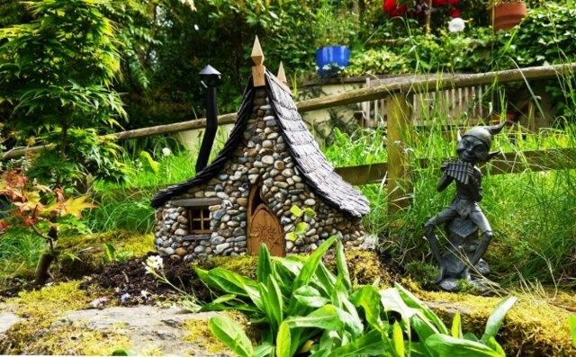Домики для фей в вашем саду, изображение №3