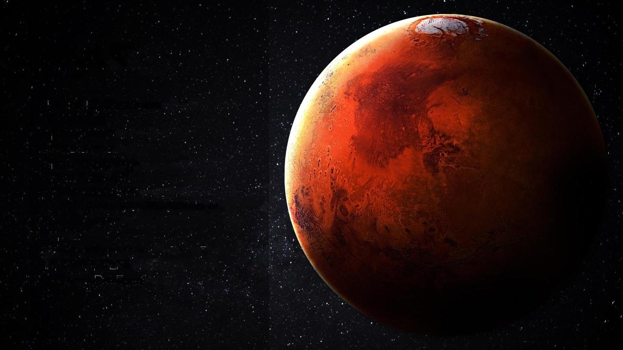 Марс — начало., изображение №1