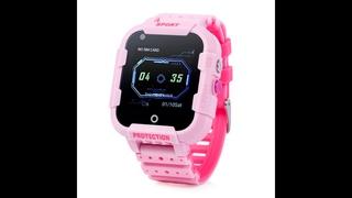 Часы детские с видеозвонком Smart Baby Watch Wonlex KT12 Sport