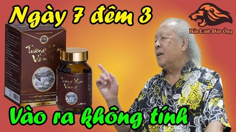 Lương y Nguyễn Hữu Trọng trãi lòng về bài thuốc tăng cường sinh lý Trường Xuân Vương