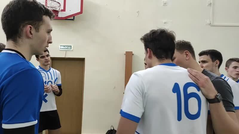 РТУ МИРЭА vs ВШЭ волейбол мужчины XXXIII МССИ