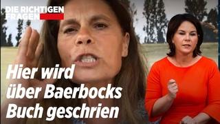 Grünen treffen auf Plagiats-Jäger: Streit um Baerbocks Buch eskaliert |  Die richtigen Fragen