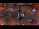 Heroes of the storm 25 mrrrbrul (Леорик лига) leoric gameplay