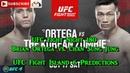 UFC On ESPN 38 UFC Fight Island 6 Brian Ortega vs Chan Sung Jung Predictions EA Sports UFC 4