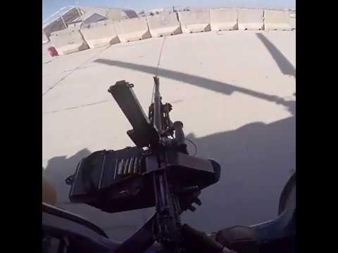 Афганистан. подготовка к вылету на Ми-17