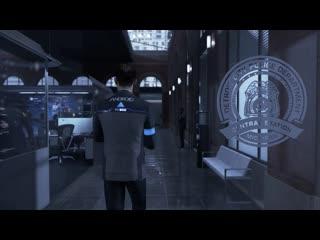 """Detroit: Become Human. Восстание андроидов. Глава 12: """"В ожидании Хэнка..."""""""