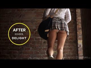 Kittina (aka Kittina Ivory) (After School Delight) [2020, Anal, Teen, Big Dick, Uniform, Natural Tits, Deepthroat, 1080p]