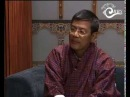 Dawai Kudroen with Karma Yonten, CEO, DHI