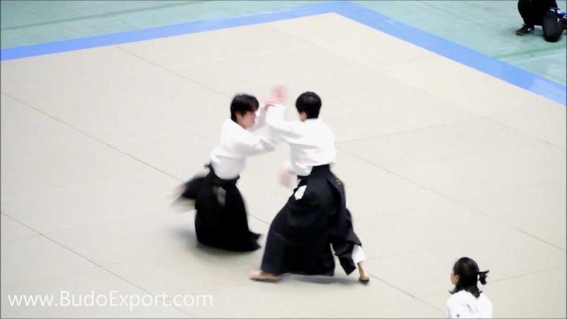 Kumazawa Miyuki - 50th All Japan Aikido (2012)