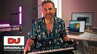 David Guetta Makes A Track In Ableton Using A Talkbox