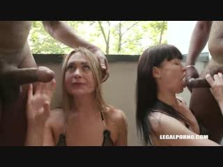 Milana Love, Sasha Colibri [Public Agent 18+, ПОРНО, new Porn, HD 1080, Skinny, Ana