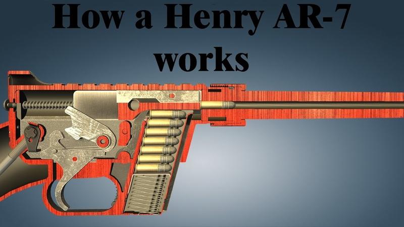 How a Henry AR 7 works