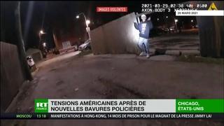 Chicago : la vidéo d'un policier tirant sur un adolescent de 13 ans rendue publique