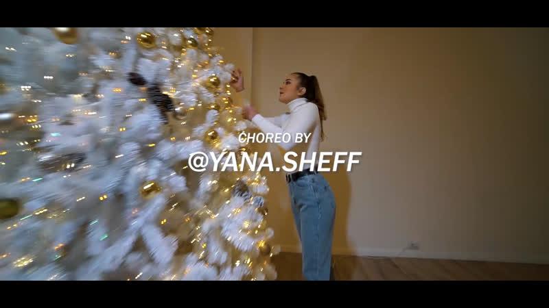 Ariana Grande Last Christmas CHOREO @