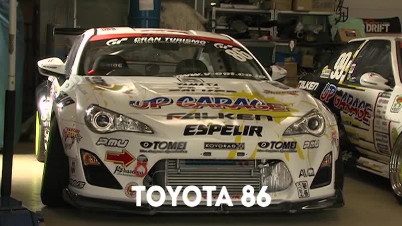 Video Option 86BRZ 競技車両 チェック 2012 SUPER GT SUBARU BRZ D1GP Droo P 86