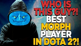 WHO IS THIS GUY?! ONE OF THE BEST MORPHLING PLAYERS I HAVE EVER SEEN!