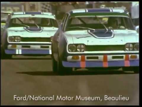 Saloon car racing at Jarama 1971