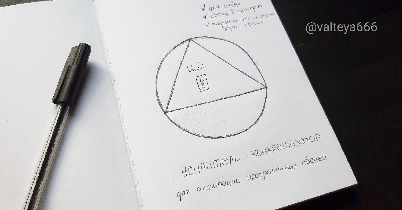 любовнаямагия - Программные свечи от Елены Руденко. - Страница 16 DNcrAnUE6tc
