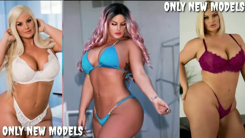 Julie Cash plus size model