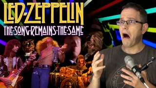 """The weirdest concert film - Led Zeppelin's """"The Song Remains the Same"""""""