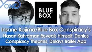 Kojima/Blue Box Conspiracy's Hasan Kahraman Reveals Himself, Denies Theories, Delays Trailer App