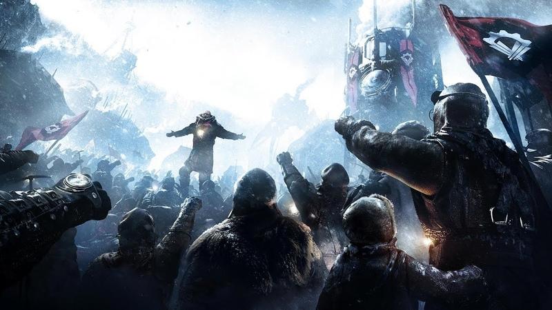 FrostPunk - №2 - Выживание, безысходность, безнадега! - Продолжаем выживать, оптимизируем!