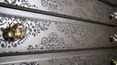 Moonshine Metallics Raised Stencil