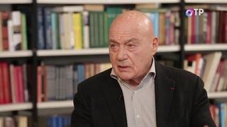 Интервью с журналистом, телеведущим, писателем Владимиром Познером