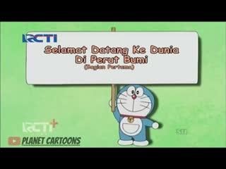 Doraemin TERBARU (2020) Selamat Datang Ke Dunia Di Perut Bumi [BAHASA INDONESIA] #