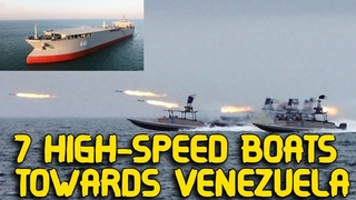 Jun 8, 2021 Iranian Warship Headed to Venezuela with 7 High Speed Missile Boats Aboard