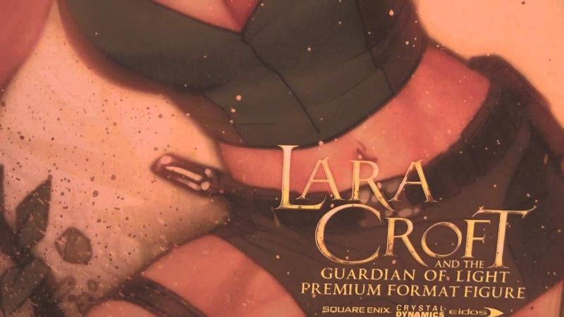 Sideshow Collectibles Lara Croft Premium Format Figure Unboxing