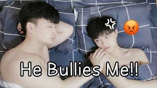 He Bullies Me!!💔 Cute Couple Routine Make You Go Aww   他欺負我!讓你心動的可愛情侶日常[Gay Couple Lucas&Kibo BL]
