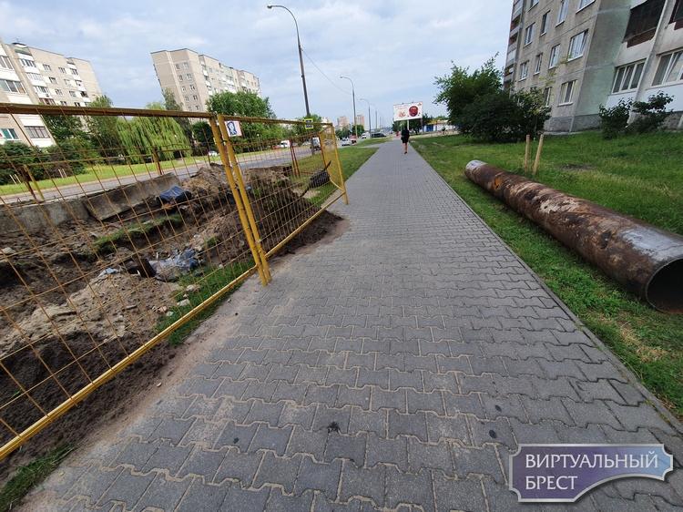 """Помните """"фонтан"""" на Волгоградской? А вот и причина"""