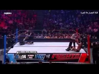 WWE Bragging Rights 2009 - Randy Orton vs  John Cena - Iron Man Match