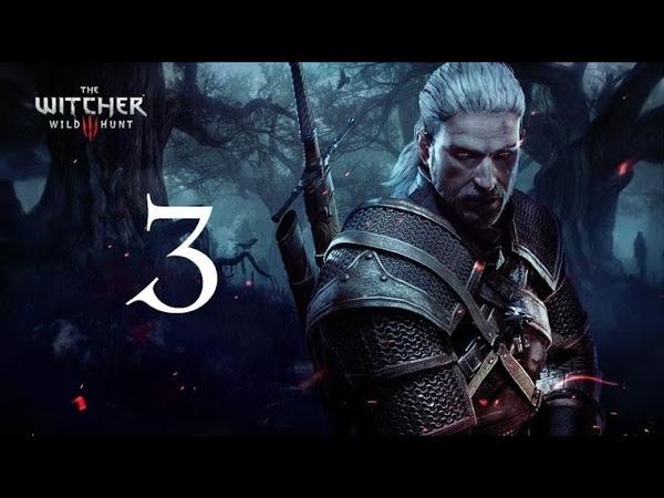 Прохождение Ведьмак 3 Дикая Охота Часть 3 Кровавый Барон