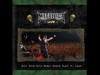 METALLICA - Live In Seoul, South Korea, Olimpic Stadium, August 15) 2006 (MBC HD)(116)[1080p]