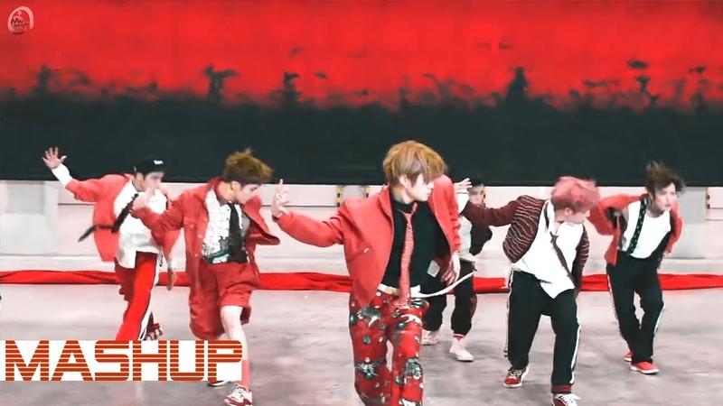 NCT 127 Simon Says Kick It Cherry Bomb Limitless MASHUP