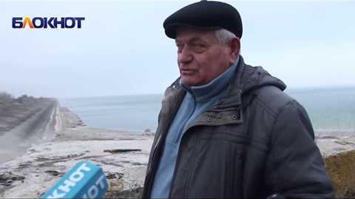 Бывший начальник шлюзов №14 и №15 назвал болевые точки плотины Цимлянского гидроузла.